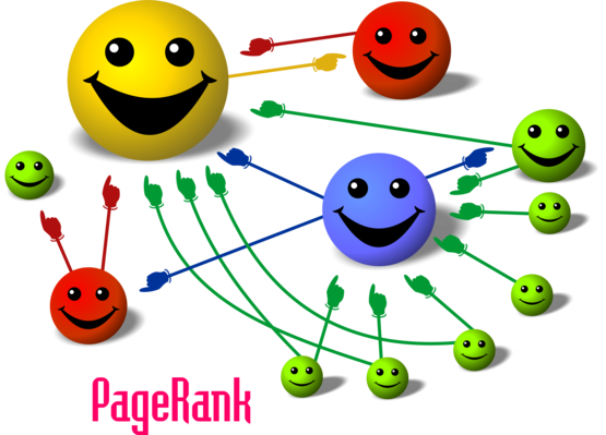 wat is pagerank, page ranking of de google rank?